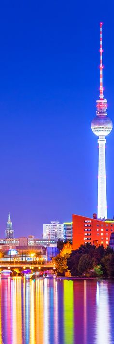 5.Berlin, Germany Berlin is a world city of culture, politics, media and science. Its economy is based on high-tech firms and the service sector, encompassing a diverse range of creative industries, research facilities, media corporations and convention venues. Berlin serves as a continental hub for air and rail traffic and has a highly complex public …