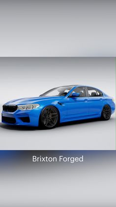 Forged Wheels, Bmw 3 Series, Brixton, Sport Cars, Bmw M5, Luxury Cars, Vehicles, Power Cars, Rolling Stock