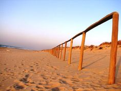 beach & golden sand @ Quiaios