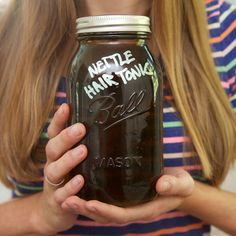 nettle hair tonic... I love nettle everything! Excited to try this!