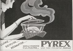 Pub Pyrex magazine Vogue 1926
