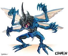 KABUTERIMON  Quick daily digimon sketch- day 30  More digimon back at my page  P/S: finally hit 30 days