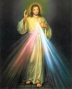Divine Mercy Sunday - 04/23/2017 (How To Recite The Chaplet of Divine Mercy)