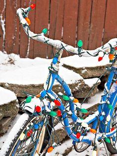 Bike Lights - hehehe.