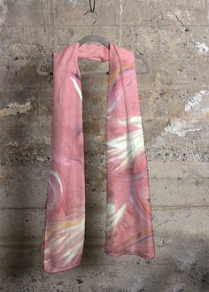 Cashmere Silk Scarf - VALLEY - CASHMERE SILK by VIDA VIDA