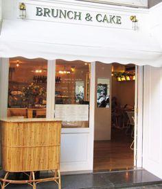 Brunch & Cake - Barcelona, Spain