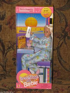 1999 Breakfast with Barbie