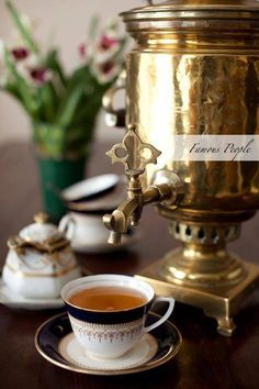 vicka...here's to one of us getting a big fancy house with a samovar and a maid to serve us our tea! ;)