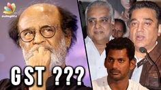Celebrities upset with Rajinikanth for being silent about GST rule   Latest Tamil Cinema NewsEveryone wants to know whether Superstar Rajinikanth will give a public statement at least for the GST issue, unlike all the other issues he's decided... Check more at http://tamil.swengen.com/celebrities-upset-with-rajinikanth-for-being-silent-about-gst-rule-latest-tamil-cinema-news/