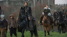 Comic-Con: Starz's 'Outlander' Debuts New Trailer, EP Targets Male Viewers (Video)