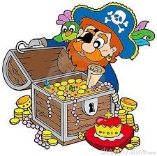 Treasure Box - Ahoy there matey! Today we are off on a treasure hunt! Aaarrgghh!-  Pinned by @PediaStaff – Please Visit http://ht.ly/63sNt for all our pediatric therapy pins