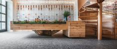 Waterfrom Design Upends Tradition at Taiwan's Molecure Pharmacy
