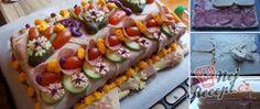 Recept Jak na slaný dort - fotopostup od fanouška Sushi, Toast, Ethnic Recipes, Nebo, Food, Essen, Meals, Yemek, Eten