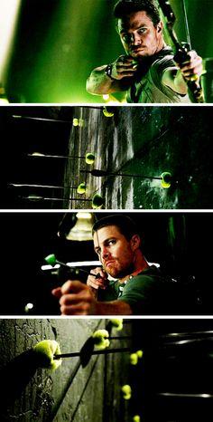 #1x01 // #5x06 - #Arrow