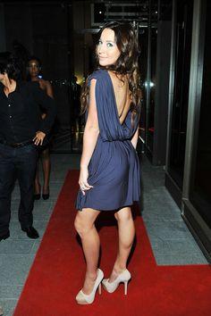 Ashley Leggat Photos - Rising Stars: 2012 Producers Ball - 2012 Toronto International Film Festival - Zimbio