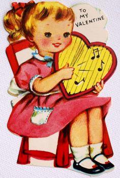 Harp Valentine.  What a cutie!  #lovemakestheworldgoround