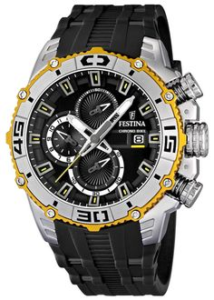 24e8189eacb Festina F16601-2 Tour Chrono Bike 2012 Mens Watch Relogio Festina