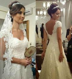 Coleção de noivas Carmen + Lethicia! Fashionismo