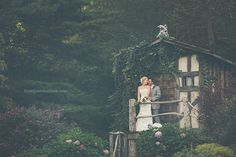 castle-ladyhawke in Asheville.  Wedding for $1200.  4 witnesses.
