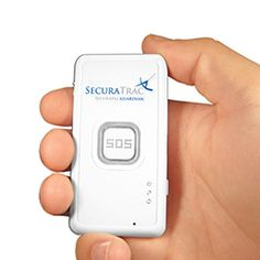SecuraTrac- SecuraPAL (Personal Automated Locator)® Guardian™  Can trac your kid via website or text message in case they get lost. It is every parent's nightmare to go to an amusement park or something and lose their child! This ruggedized, weather-proof, global GPS locator is able to withstand extreme conditions and uses. It is perfect for children, adolescents with Autism, and seniors who want a simple-to-use mobile phone with the added protection of a mobile safety solution. (expensive!)