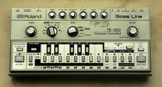 Roland TB-303 Bass Line - www.remix-numerisation.fr - Numérisation - Transfert Restauration Audio - Sauvegarde Audio