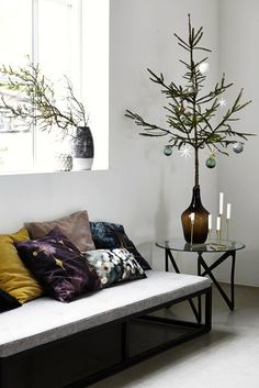 Alternative Christmas tree from House-Doctor//