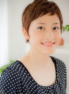 ヨーロピアンショート(髪型ベリーショート)