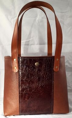 Carry All Bag Vegetable Tanned Leather Hand Bags Accessories Shoulder Handbags
