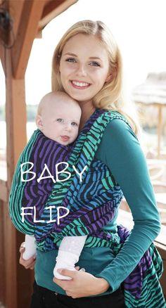 Baby Flip Zebra