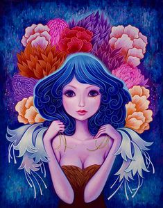 Jeremiah Ketner, Veil of Flowers - Ideal World