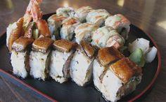 Japanese Restaurant Cutting Board | Sushi Roll
