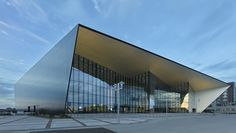 Aluminum Facade, Owensboro Convention Center MetalTech-USA