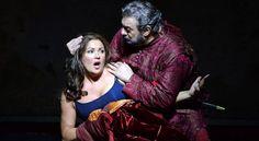 """Triumph in Salzburg für Anna Netrebko und Placido Domingo Giuseppe Verdis """"Il Trovatore"""" ist bei den Festspielen trotz vieler Stars nicht ganz das ultimative Opernereignis."""