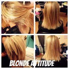 Encore et toujours du blond