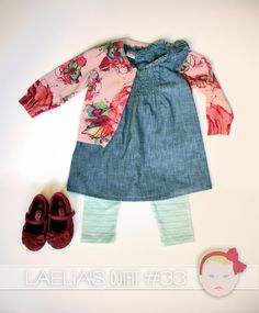 Laelia Outfit 33; baby GAP, Old Navy, Payless