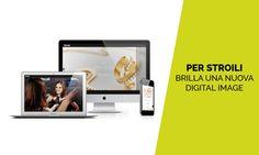 Online il nuovo www.stroilioro.com: un sito innovativo e spettacolare che unisce store e corporate.