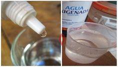 Una sola gota blanquea los dientes y elimina hongos, mal aliento, espinillas, dolor de garganta, etc...