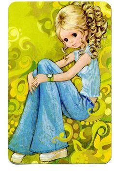 〆(⸅᷇˾ͨ⸅᷆ ˡ᷅ͮ˒).                                                     Vintage Greeting card