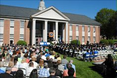 Brevard College Spring 2014 Commencement