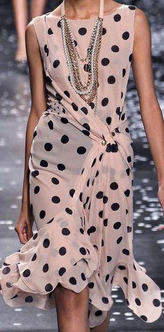 Nina Ricci... Love polka dots!