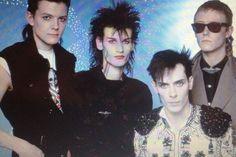 Goth Culture 80s batcave Siouxsie Sioux