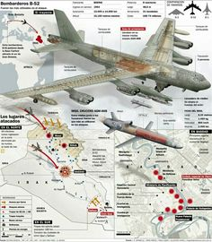 Bombarderos - The Big Stick in any language! Military Jets, Military Weapons, Military Aircraft, Fighter Aircraft, Fighter Jets, Bomber Plane, B52 Bomber, B 52 Stratofortress, Military Drawings