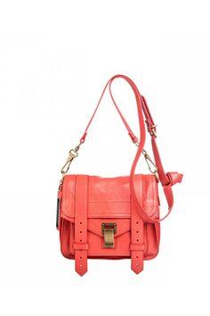 Proenza Schouler PS1 bag, V-day