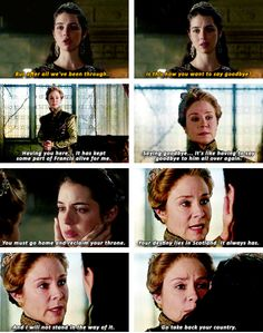 mary and catherine #Reign #3x15