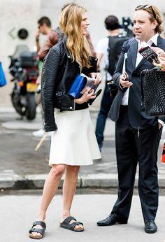 16 nouvelles manières de porter des Birkenstock :