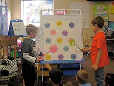 This activity can be done in kindergarten -grade It can be adapted to have children find the whole word, parts of words, and word families. It focuses on the ability to decipher oral language. Teaching Sight Words, Sight Word Practice, Sight Word Games, Sight Word Activities, Reading Activities, Literacy Activities, Teaching Reading, Math Games, Teaching Ideas