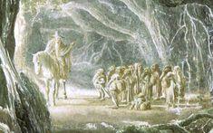 Bilbo le Hobbit de Alan Lee
