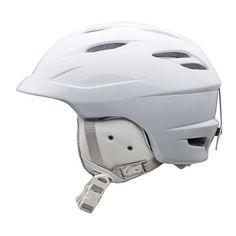 Giro Women's Sheer Snow Helmet (White Pearl Monolithe, Small) by Giro. $115.00. Plush detailing, an amazing fit, and finely tuned design cues-the Sheer is built for female riders who demand both comfort and style. Seamless goggle-to-helmet integration combines with our innovative Stack Vent for fog-free goggles all day long.