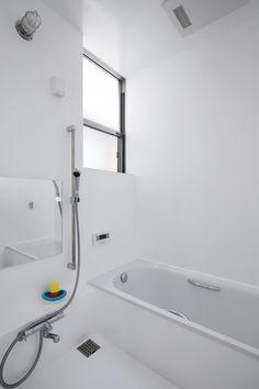 浴室 / Yoshihiro Ishiue Architects