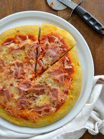 Cómo hacer masa de pizza casera ¡Sin complicaciones! | Cuuking! Recetas de cocina Pizza Recipes, Lunch Recipes, Breakfast Recipes, Dinner Recipes, Cooking Recipes, Making Homemade Pizza, Empanadas, Pizza Dough, Hawaiian Pizza